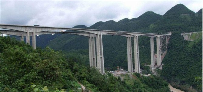 马水河特大桥